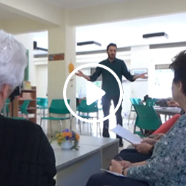 Region Central Macedonia: video testimonial about Mobile Age co-creation process