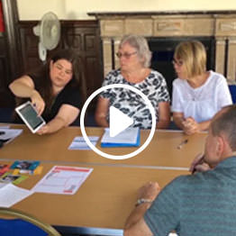 South Lakeland: video testimonial about Mobile Age co-creation process