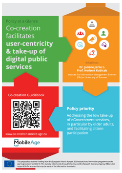 Co-creation eGovernment services